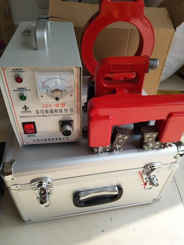 便捷式磁粉探伤机的维护注意事项你知道几点?(图1)